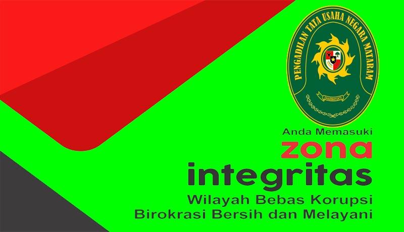 PTUN Mataram Kawasan Zona Integritas Menuju WBK dan WBBM