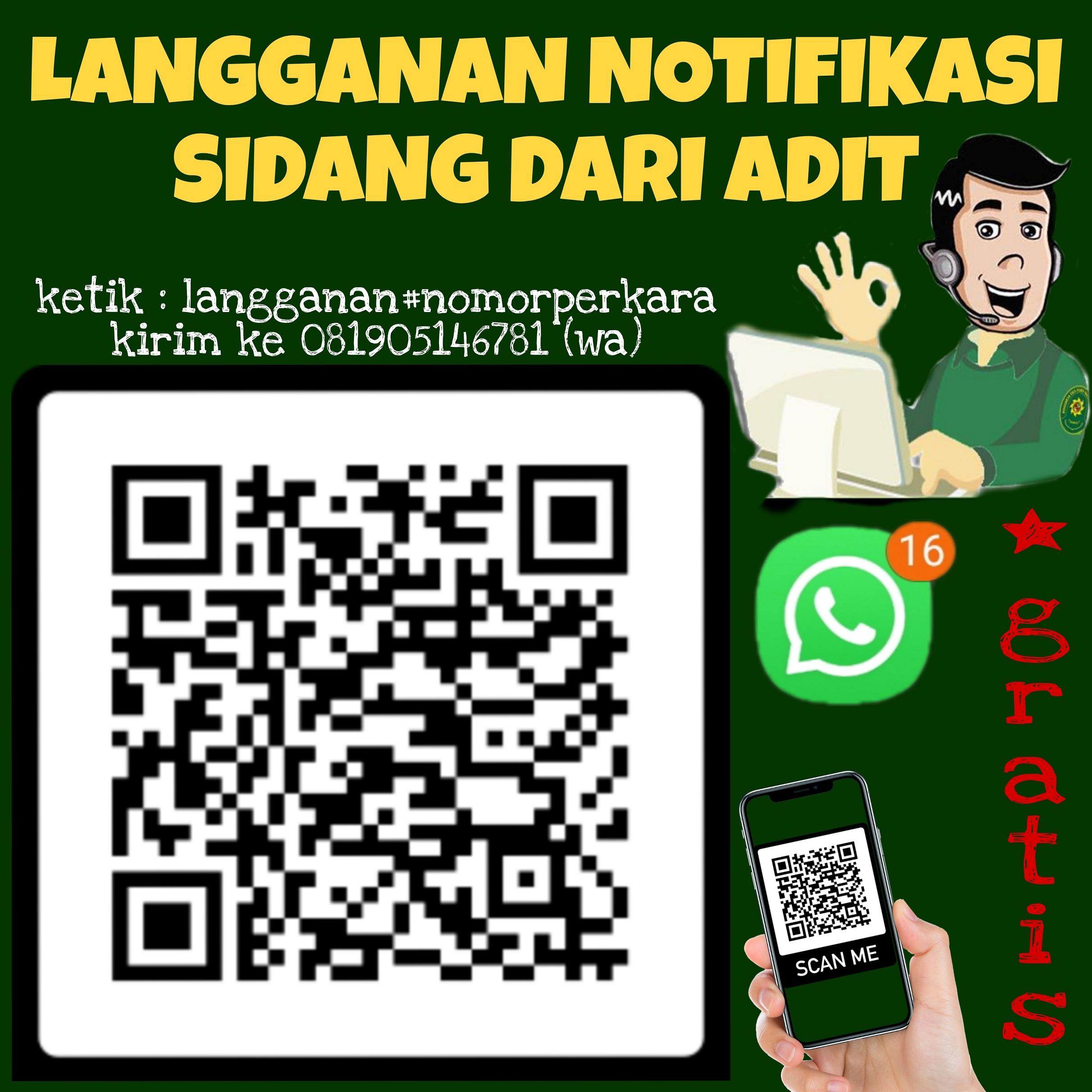 ADiT (Asisten Digital Terintegrasi) PTUN Mataram
